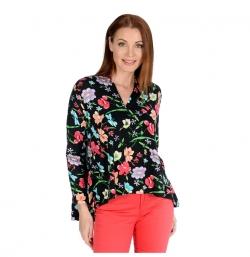 """Shirt""""Blumendruck"""