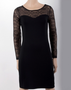 "Kleid ""Lacy Top"""