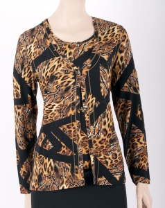 "Shirt Twin-Set ""Wild Spirit"""