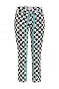 "Capri Hose ""Graphic Points"""