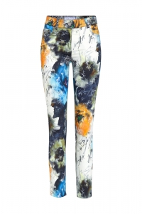 "Capri Hose ""Watercolour Painting"""