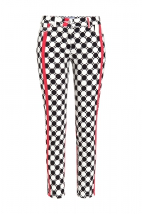 "Capri Hose ""Stripes & Bowls"""