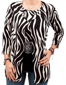 Zebra Belt