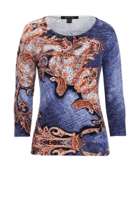 """Pullover """"Paisley Melody"""""""