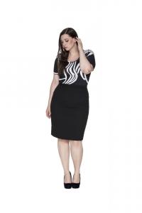 """Shirt """"Elegant Curve"""""""