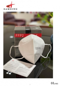 Atemschutzmaske FFP-2
