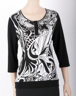 """Shirt """"Black and White"""""""