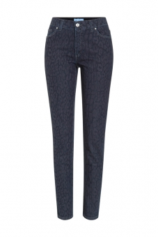 """Jeans """"Blue Leopard"""""""