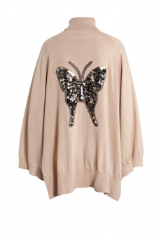 """Poncho """"Butterfly"""""""