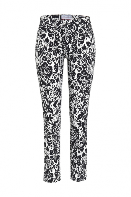"Capri Hose ""Black & White"""
