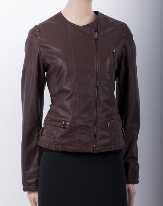 "Lederjacke ""Leather ten"""
