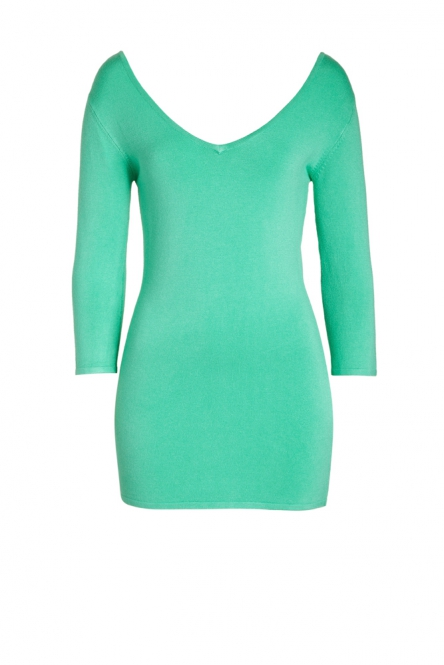 """Pullover """"Colourful Basic long"""""""
